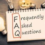 FAQ よくあるお問い合わせ